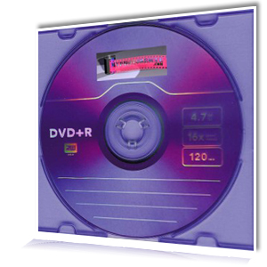 Get all files on a CD or DVD