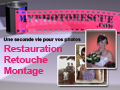 MyPhotoRescue Services de restauration et de retouche photographique